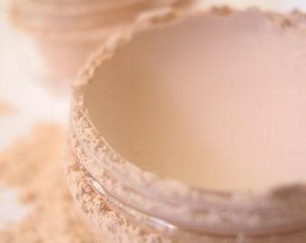 Mineral Veil Makeup Translucent Face Powder Oil Absorbing Natural Vegan Minerals - Beneficial Minerals