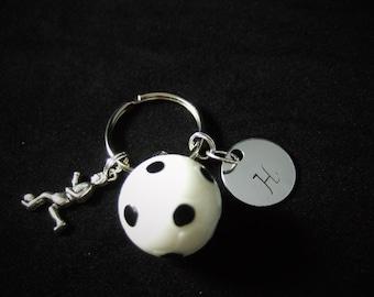 Soccer Keychain, Soccer Team Gift, Soccer Dad Gift, Soccer Coach Gift, Soccer Mom Gift