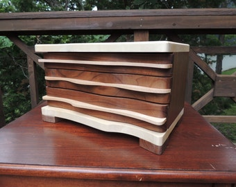 Jewelry Box Handcrafted
