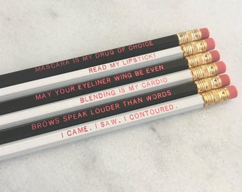 Read My Lipstick Pencil Set