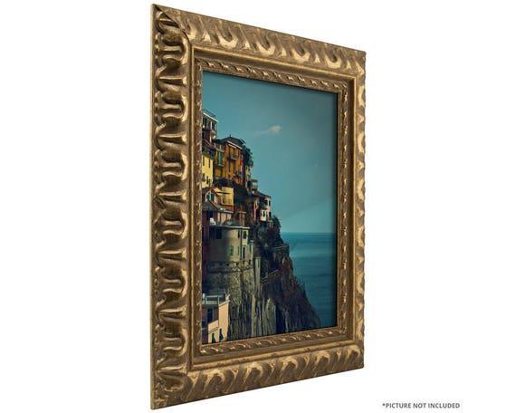 Craig Frames, 24x32 Inch Antique Bronze Picture Frame, Bravada ...