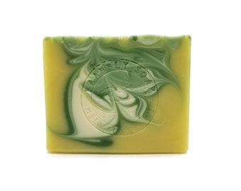 Lemon Rosemary Soap