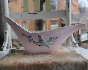 Hall Pottery Serenade Pink Window Box S9