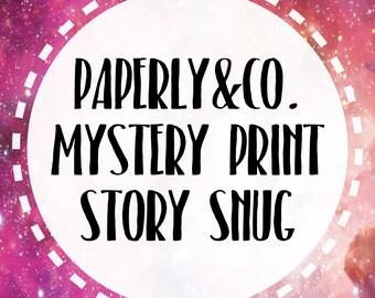 Mystery Print Story Snug