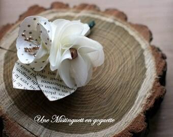 Men of wedding colors to customize - lapel pin