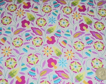 Fabric liberty of London, boho pattern