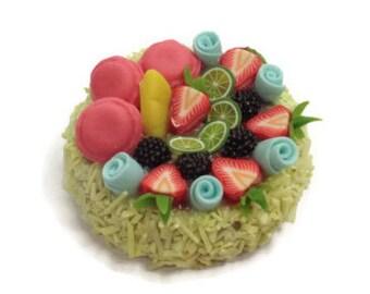Miniature Cake 1:12 - Series 1 - 034