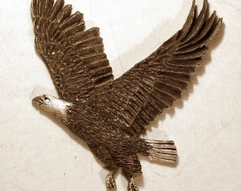 New Design of a Bold Eagle ...  {  Flying Free..}