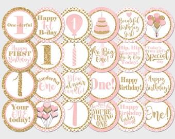 1st birthday cupcake Etsy