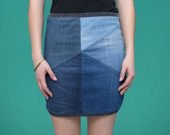 Upcycled skirt - Sue