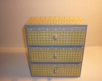 """Small chest of drawers """"Scandinavian spirit"""""""