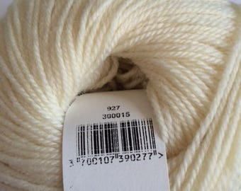 natural 100% unbleached No. Fonty 923 Number3 Merino yarn