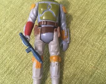 Star Wars - Boba Fett with blaster - 1979
