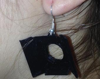 Barn Door Earrings