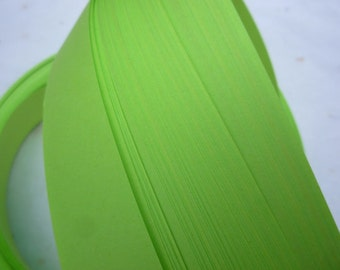 Spring Green~ Moravian German Froebel Star Paper (52 strips)