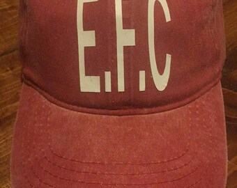 EFC baseball hats