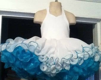 Pageant Dress BabyDoll Style Shells