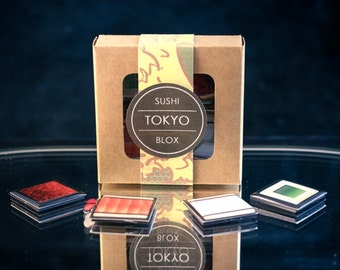 Sushi Blox Magnets: Tokyo Pack