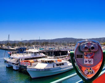 Fisherman's Wharf Digital Photo Download