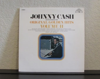 Johnny Cash And The Tennessee Two - Original Golden Hits Volume II - 33 1/3 Vinyl Record