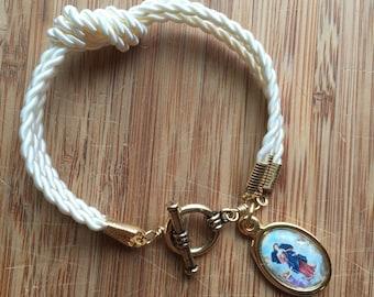 Our Lady Undoer of Knots Bracelet