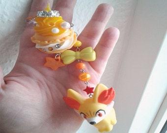 Pokémon Keychain - FENNEKIN - Figure keychain - Ita bag -  POKEMON GO - Gamer Gear
