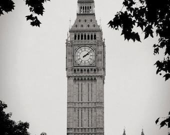 Big Ben, London 2013.
