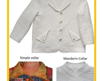 137 The Quilt Jacket pattern
