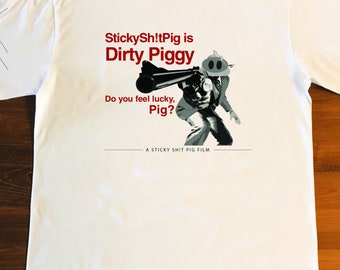 DIRTY PIGGY (WHITE)