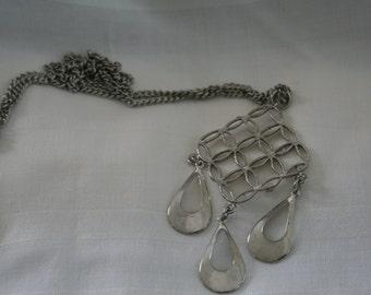 Vintage Boho Chic Necklace