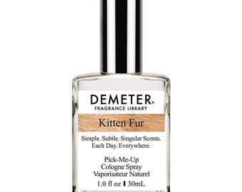 Demeter 1oz Cologne Spray - Kitten Fur