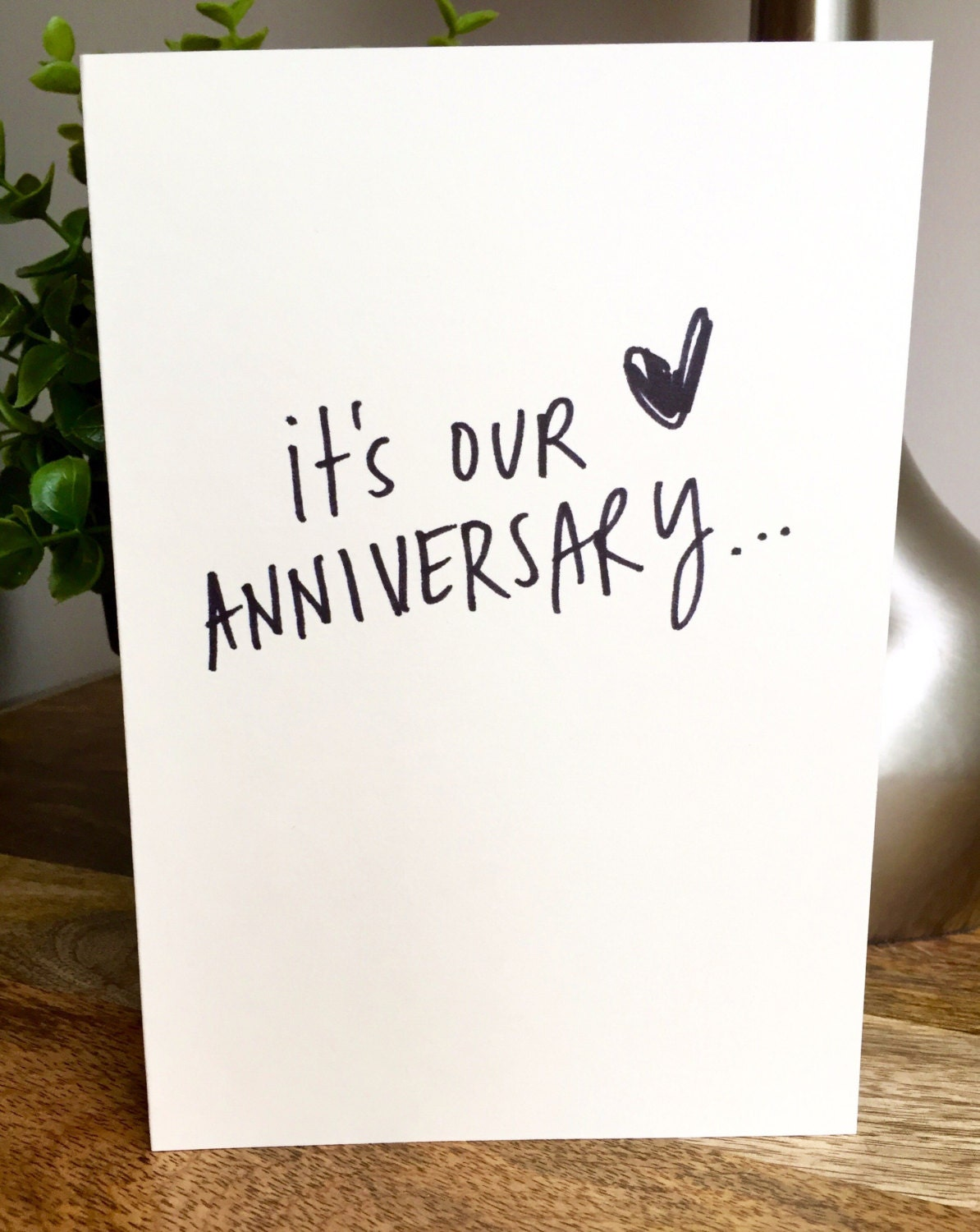 One year anniversary card for husband paper anniversary card for one year anniversary card for husband paper anniversary card for wife 365 days 1st wedding anniversary one year anniversary love note kristyandbryce Images