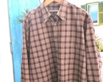 Passport Checkered Shirt