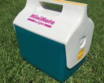 Vintage MiniMate cooler by Igloo