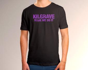 """Jessica Jones Inspired """"Kilgrave Made Me Do It"""" Men's T-Shirt"""