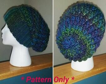 Anne's Frumpy Dumpy Hat Crochet Pattern