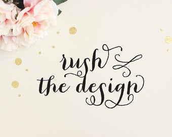 Rush The Design Service