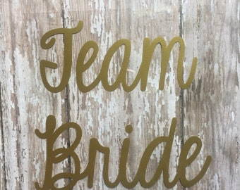 Team Bride Iron on Decal/DIY Bridal Party Shirts/ DIY Bachelorette Party Shirts/ Wedding Party Iron ons/DIY Team Bride Shirts/ Weddings