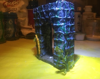 Stone arch for table top gaming