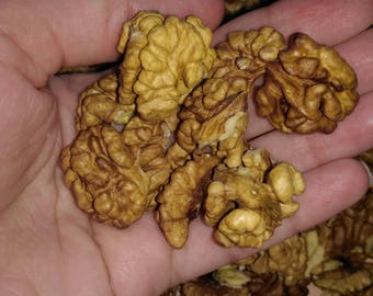 150 gr/ Shelled Walnuts/ Organic product/ Organic and Natural Walnut
