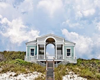 Seaside Pavilion #1  - Photograph