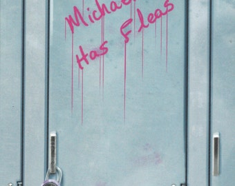 Self Published Book for ages 9-13, Gabby Michaelson Has Fleas by Stefanie Jolicoeur- A middle school mystery!