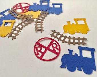 Train Confetti (100pcs)