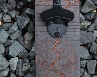 Anchor No. 1 Bottle Opener