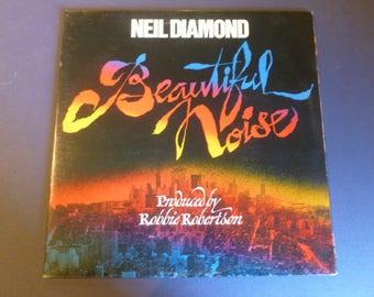 Sale! Neil Diamond Beautiful Noise Vinyl Record LP PC 33965 Columbia Records 1976
