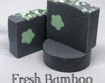 Fresh Bamboo Bar Soaps - 4.5oz