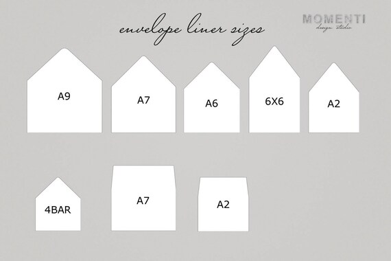 Envelope Liner Printable Christmas Envelope Liner Berries