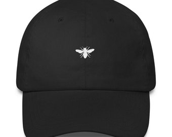 Bumble Bee Dad Hat • Women's Bee Hat • Tumblr Dad Hat • Bee Hat ««« PF00 «