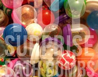 Toy Surprise Bath Bomb, 5oz, Kids Toys