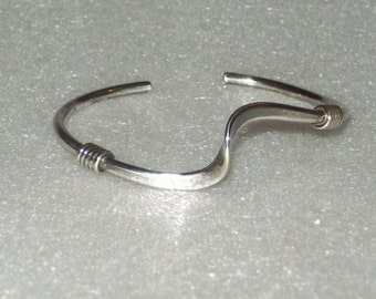 Sterling Silver Bracelet 6- 6 1/4 inch